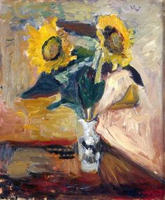 Girasoli in vaso di Henri Matisse 1902                                                                                                                                                                                 More