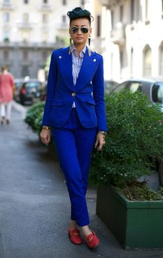 Madame ESTHER QUEK, Group Fashion Director of THE RAKE and REVOLUTION magazines