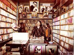 Massive Sound Room. Vinyl Envy.