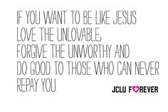 Do you want to be more like Jesus?