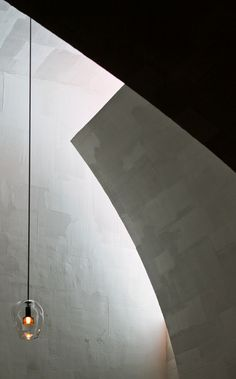 Steven Holl | Chapel of St. Ignatius  Designed to be forward thinking but anchored in the past...Seattle University