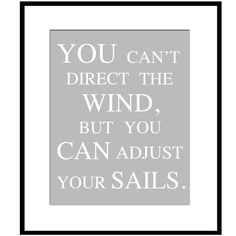 or just not be on a boat...that works too