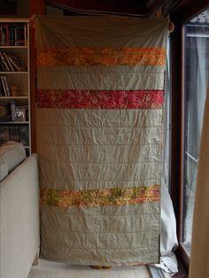 A quilt for DH 2017 (back).  Tonga Treats bundle plus yardage