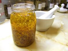 How to Make an Infused Oil