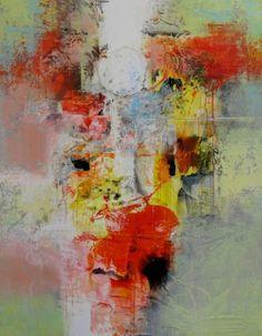 "Saatchi Art Artist Saulo Silveira; Painting, ""Primavera"" #art"