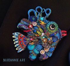 The Fantastic Bead Mosaics Sealife MiniSeries. The by bluemoose, $185.00