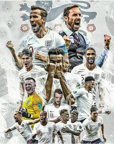 3 Lions, Lions Team, Ronaldo Football, Messi And Ronaldo, World Football, Football Team, England Badge, England National Team, Gareth Southgate
