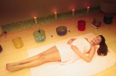 Crystal Sound therapy