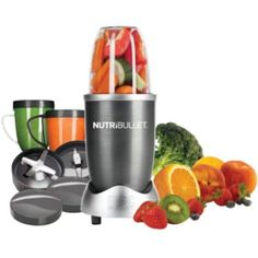 Unlike everyday juicers and blenders, the NutriBullet's exclusive extractor technology breaks down and pulverizes the stems, seeds and skins to their most nutritious, most absorptive state, giving your body the vitamins and nutrients it may need to fight and prevent disease.  NutriBullet® Blender - JCPenney