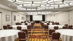 Sheraton Inner Harbor Meeting Rooms - Custom LED chandeliers Led Chandelier, Chandeliers, Led Fixtures, Meeting Rooms, Light Decorations, Conference Room, Lighting, Table, Furniture