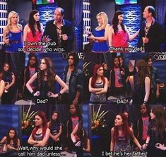Victorious haha oh Cat.