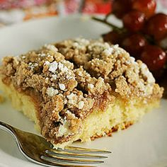 New Jersey Crumb Cake