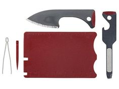 Wenger 45150 TravelCard Multitool by Wenger