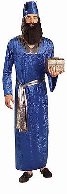 Blue Wise Man - Adult  Nativity / Christmas Costume