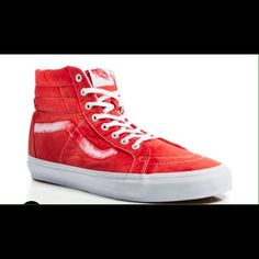 7664fcf266f Sk8 high in box Worn only 2 times still in box and everything Vans Shoes  Sneakers
