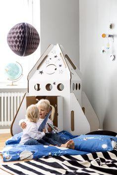 Finlayson Space Aappa duvet cover set | Avaruus-Aappa -pussilakanasetti 48 €