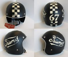 Biltwell | Customised by Old School Helmets