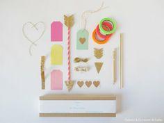 The Love arrow kit by La maison de Loulou & Clafoutis ***