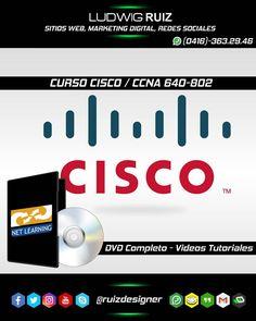 CONTENIDO DEL CURSO: . . - El CCNA es la primera certificación de Cisco no tiene pre-requisitos. .  NET Learning ofrece cursos en formato de video para preparación de los exámenes de certificación de Cisco. Las certificaciones de Cisco son las más reconocidas en las industrias de Telecomunicaciones a nivel mundial. Una certificación de Cisco es válida internacionalmente no importa dónde presentes el examen. En el mundo laboral de las redes cada vez se está haciendo más común el que se pida…