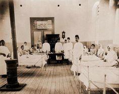 İstanbul Üniversitesi Tıp Fakültesi öğrencileri
