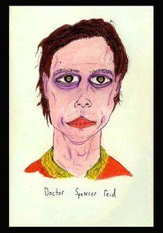 Doctor Spencer Reid by Matthew Gray Gubler