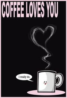 Coffee Loves You! And I love Coffee <3 #MrCoffee #Coffee #CoffeeLove