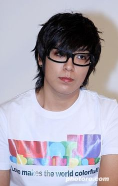 TOP... I like his t-shirt. @Lily Brown Happy Bday!