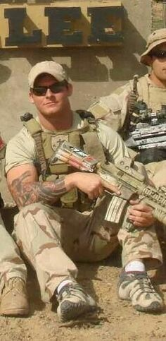 Happy Angel Birthday to Navy Seal Rob Gouzze who sacrifice his life for our freedom. R. I . P. Warrior...