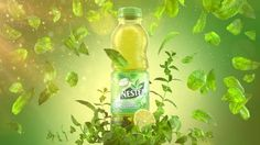 Nestea commercial 3D animation. 3D modeling, shading and rendering in Blender Compositing in Nuke Client: Coca-Cola Company Production company: DX Meedia