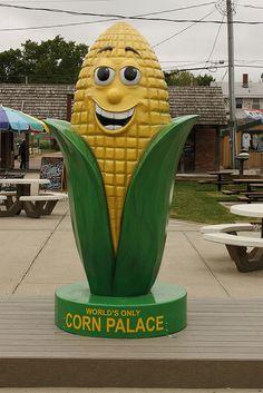 Corn Palace....Mitchell, South Dakota