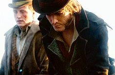 Hope that guy Jacob Frye gave his beautiful top hat to doesn't shove it up to a place where the sun doesn't shine xD