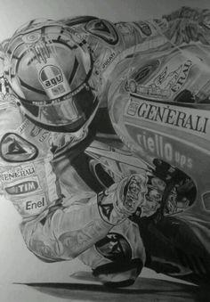 Valentino Rossi, Ducati MotoGP Motorcycle Logo, Motorcycle Posters, Racing Motorcycles, Ducati Motogp, Motogp Race, Monster Garage, X Fighter, Transworld Snowboarding, Valentino Rossi 46