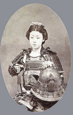 Rare Photo Series Of The Last Samurai Warriors In Century Japan Female Samurai, The Last Samurai, Samurai Warrior, Samurai Weapons, Rare Pictures, Rare Photos, Historical Pictures, Samurai Photography, Peabody Museum