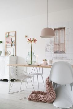 Dinning Table, Dining Area, Decoration, Future House, Sweet Home, New Homes, Interior Design, Interior Ideas, House Design