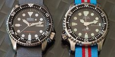 Summer Special: Seiko SKX007 vs Citizen NY0040