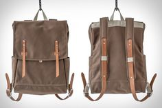 Makr Farm Ruck Sack and made in the USA