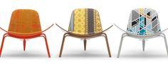 Carl Hansen & Son + Maharam Shell Chair Project - NordicDesign