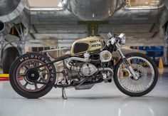 Twin Turbocharged #BMW #R100 From Boxer Metal  #motorcycles