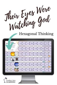 Their Eyes Were Watching God Hexagonal Thinking Activity Critical Thinking Activities, Critical Thinking Skills, Teaching Strategies, Inquiry Based Learning, Visual Learning, Project Based Learning, English Lesson Plans, English Lessons, Instructional Strategies