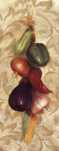 Mixed Vegetables II (Albena Hristova)