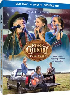 Press Release! Pure Country: Pure Heart - The Tune-Filled All-American Tale of Family Will Be Released On August 1, 2017 Warner Bros. #PressRelease #PureCountry #PureHeart #Country #WWE http://www.sweetsouthernsavings.com/press-release-pure-country-pure-heart/