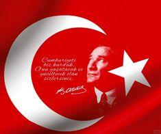 29 Ekim Cumhuriyet Bayramı Pano Görselleri