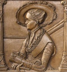 first half of the 16th c. Sophie von Mecklenburg, wife of John the Constant Elector of Saxony