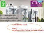 3c lotus boulevard resale noida 9910006454