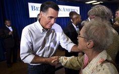 No. 102 #prezpix #prezpixmr election 2012 Mitt Romney Philadelphia Inquirer Philly.com Steven Senne AP Photo 3/19/12