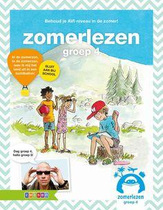 zomerlezen groep 4