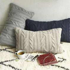 saç örgüsü desenli dekoratif yastık örnekleri
