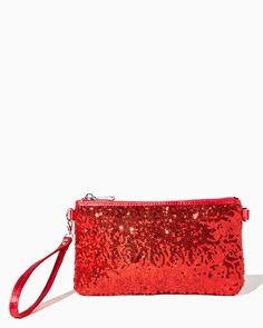 Night Out Sequin Crossbody | Charming Charlie