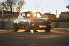 Trabant with 270bhp!