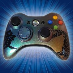Koi Fish Xbox 360 Modded Controller is a perfect gift for a special gamer in your life! All of GamingModz.com Xbox 360 modded controllers are compatible with every major game on the market today.  If you decide to get one of our Xbox 360 or Playstation 3 modded controllers, your gaming experience will increase, overall performance will rise and it will allow you to compete against more experienced players. Watch the video now: http://www.youtube.com/watch?v=xv3Yhzql-xo=share=U